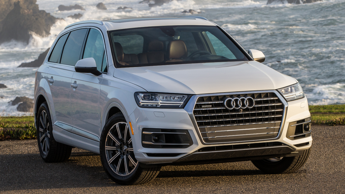 2020 Audi Q7 Preview Release Date