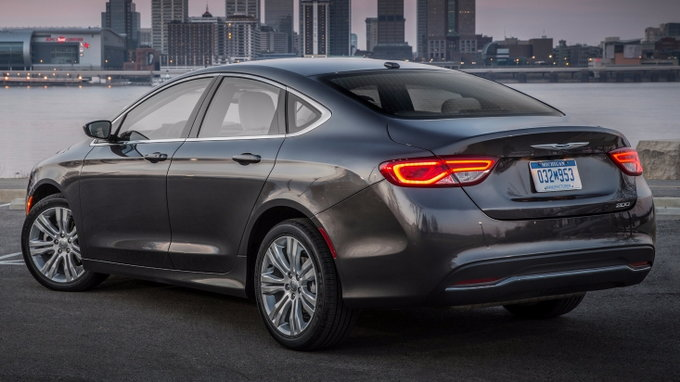 Lease Deals Cancelled On Discontinued Chrysler 200