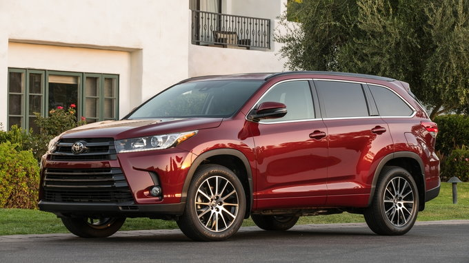 2019 Toyota Highlander Preview Pricing Release Date