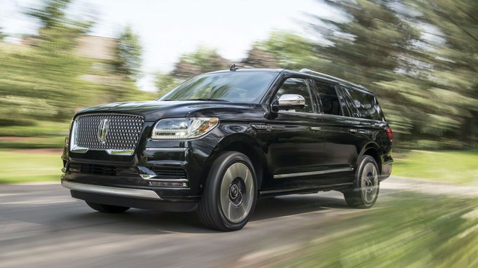 2019 lincoln navigator preview pricing release date. Black Bedroom Furniture Sets. Home Design Ideas