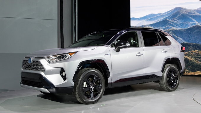2019 Toyota Rav4 Hybrid Redesign Info Pricing Release Date