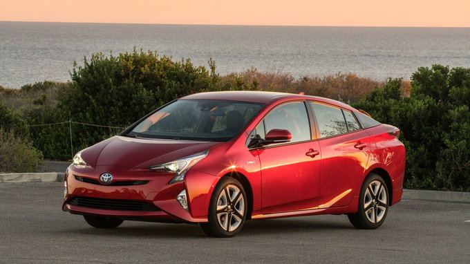 Other Model Years 2018 Toyota Prius