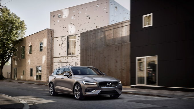 2019 volvo v60 redesign info pricing release date photos sciox Gallery