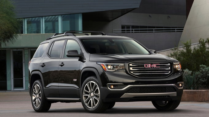 2019 GMC Acadia Deals, Prices, Incentives & Leases ...