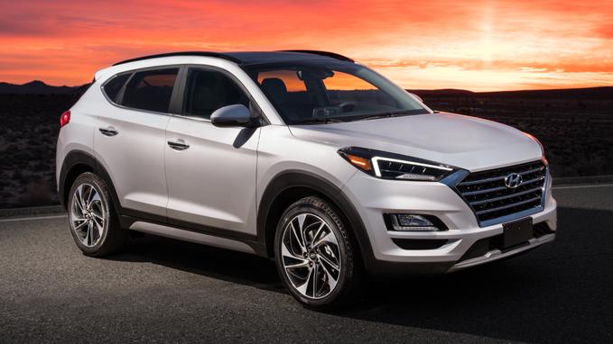 2019 Hyundai Tucson Adds New Night Edition - CarsDirect