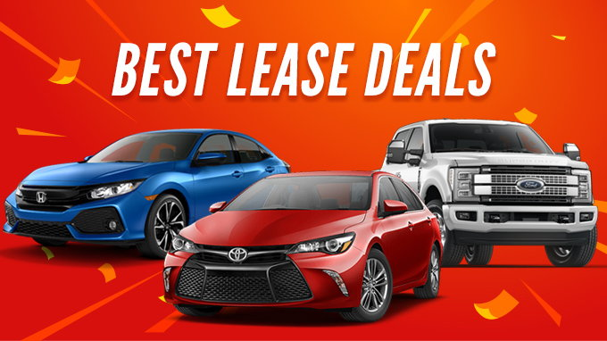 Auto Lease Deals >> Best Lease Deals July 2018 Carsdirect
