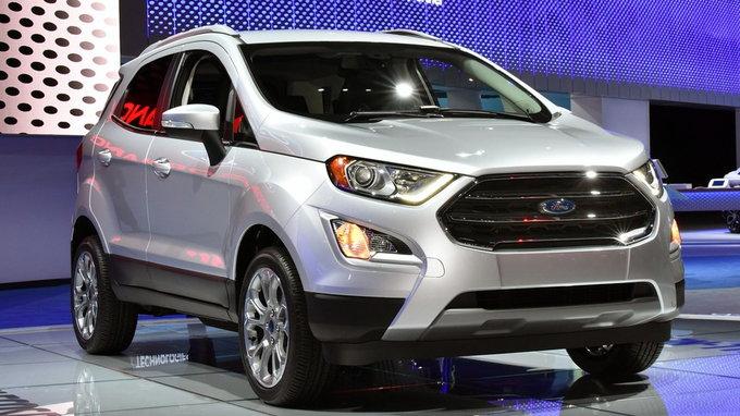 Spradley Barr Ford >> Ford Eco Sport | 2018/2019 Ford Reviews