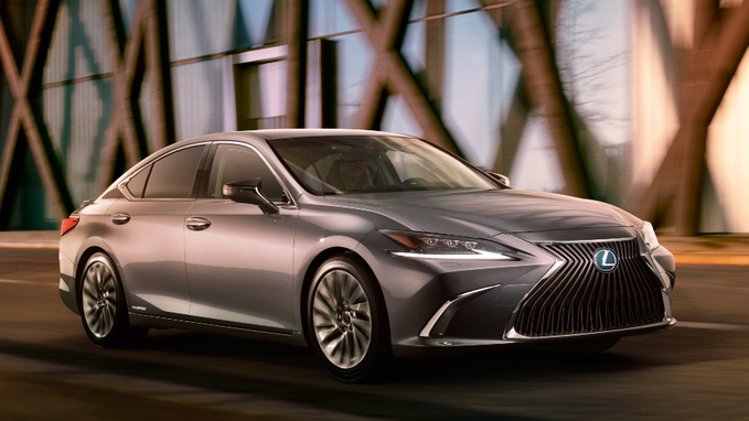 2020 Lexus Es Preview Pricing Release Date