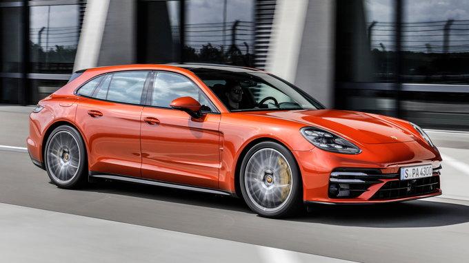2021 Porsche Panamera Gains Turbo S New Plug In Hybrid Model Carsdirect