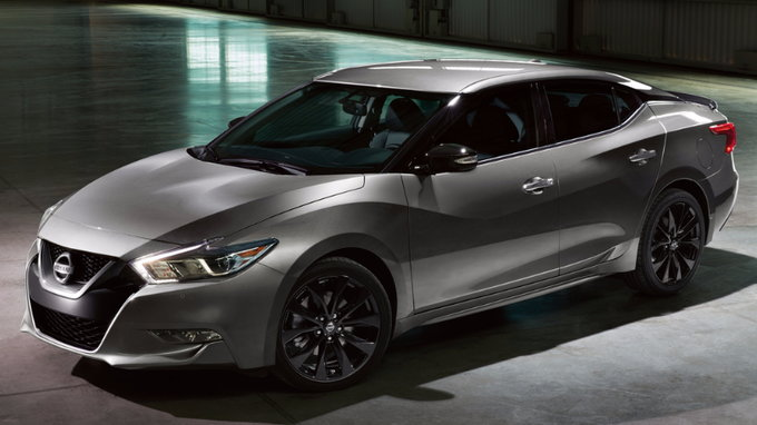 2018 nissan maxima preview pricing release date. Black Bedroom Furniture Sets. Home Design Ideas