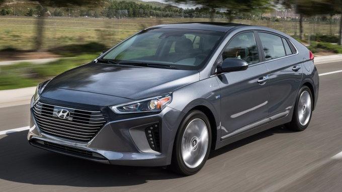 First 2017 Hyundai Ioniq Hybrid Apr Lease Deals Released