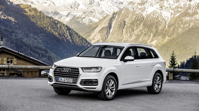2019 Audi Q7 Preview Pricing Release Date