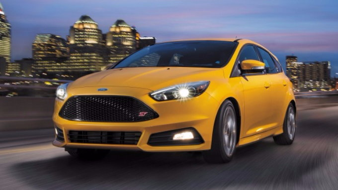 2018 Ford Focus ST Deals Prices Incentives  Leases Overview