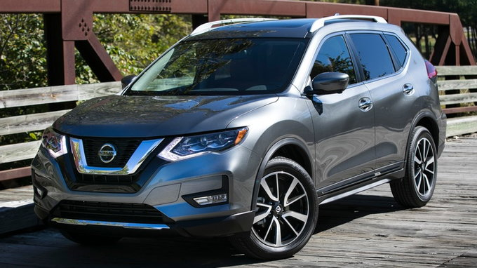 2019 nissan rogue preview pricing release date. Black Bedroom Furniture Sets. Home Design Ideas