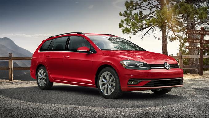 2019 Volkswagen Golf SportWagen Deals, Prices, Incentives ...