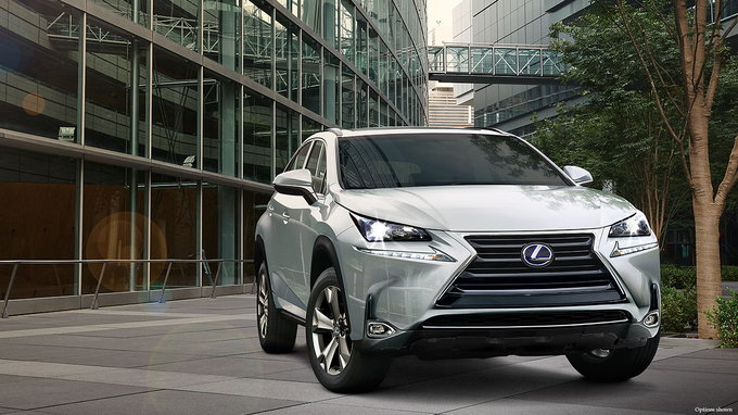 Is The 2017 Lexus Nx 300h Right For You