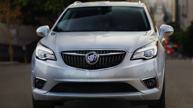 2020 Buick Envision Preview Release Date
