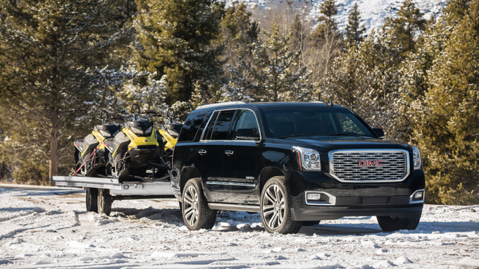 2020 Gmc Yukon Preview Pricing Release Date