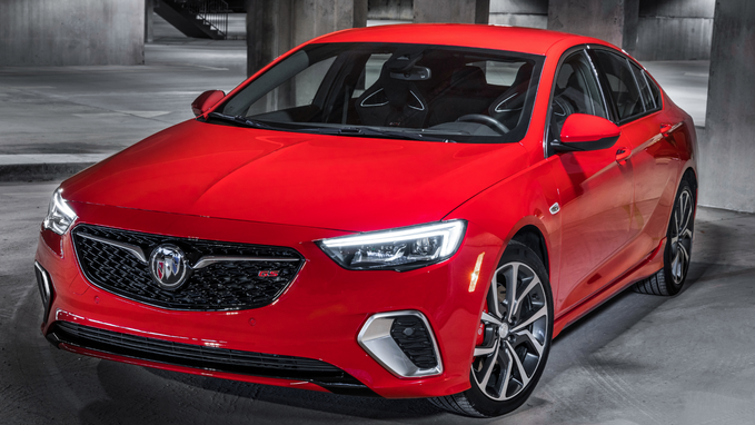 2020 Buick Regal Preview Release Date