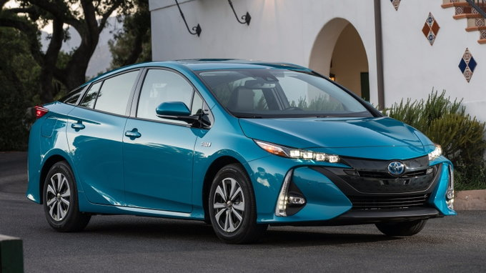 2018 Toyota Prius Prime Preview Pricing Release Date