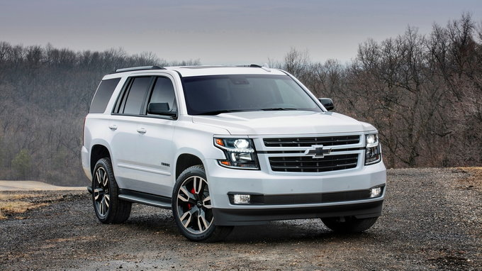 Chevrolet Tahoe 2019 >> 2019 Chevrolet Tahoe Preview Pricing Release Date