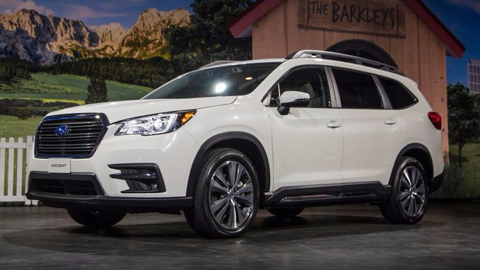2019 Subaru Ascent Deals S Incentives Leases Overview
