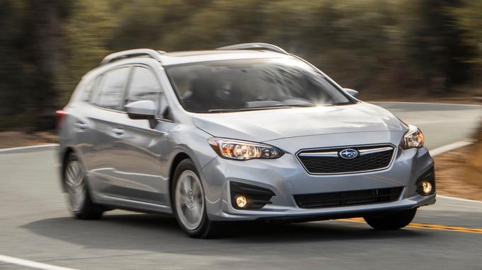 2020 Subaru Impreza: Preview & Release Date
