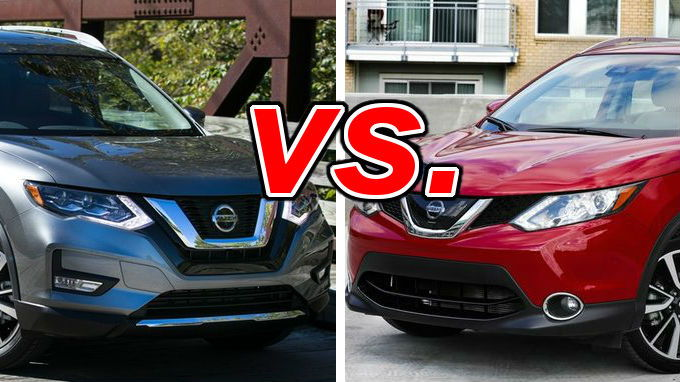 The Best Difference Between Nissan Rogue And Rogue Sport