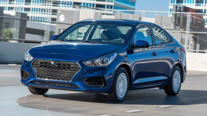 2019 Hyundai Accent Deals Prices Incentives Amp Leases