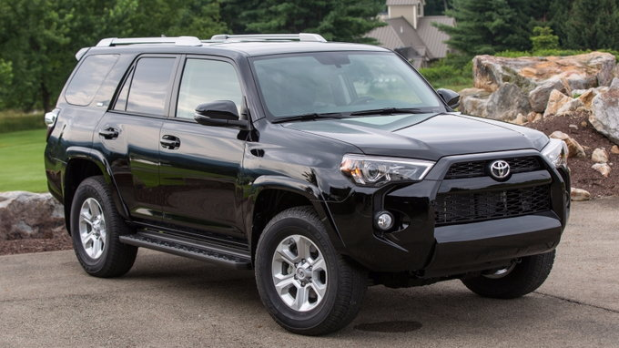 2018 toyota 4runner preview pricing release date. Black Bedroom Furniture Sets. Home Design Ideas