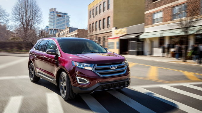 Other Model Years  Ford Edge  Ford Edge