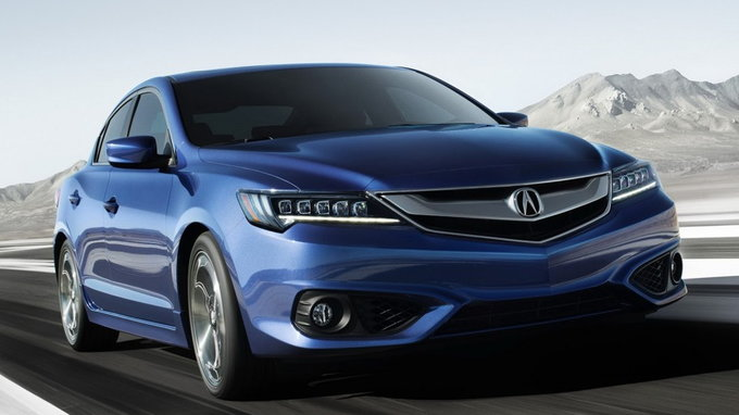 New Acura ILX Gets Surprisingly Aggressive Lease And Finance - Acura ilx lease deals