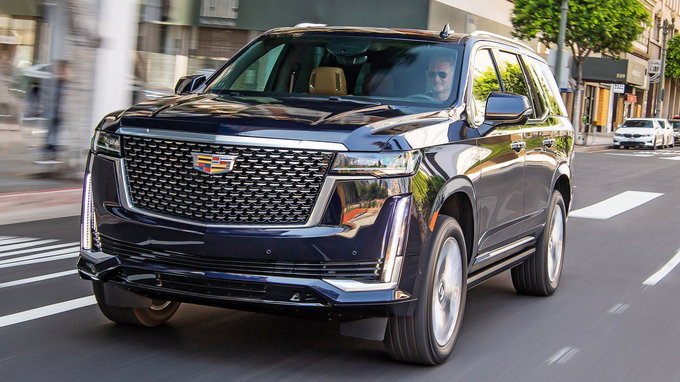 2021 Cadillac Escalade Leases Can Be 10 More Than 2020 Model Carsdirect