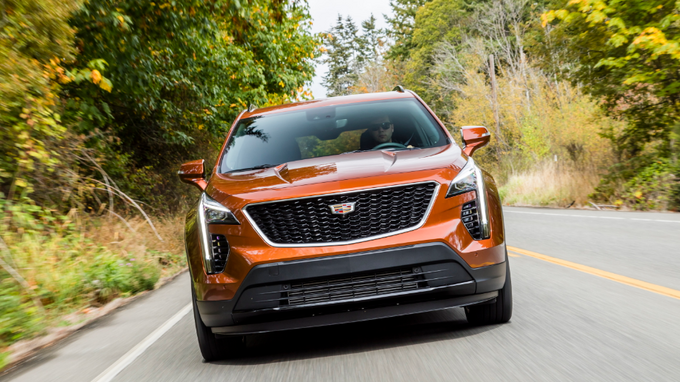 2020 cadillac xt4  preview  pricing  release date