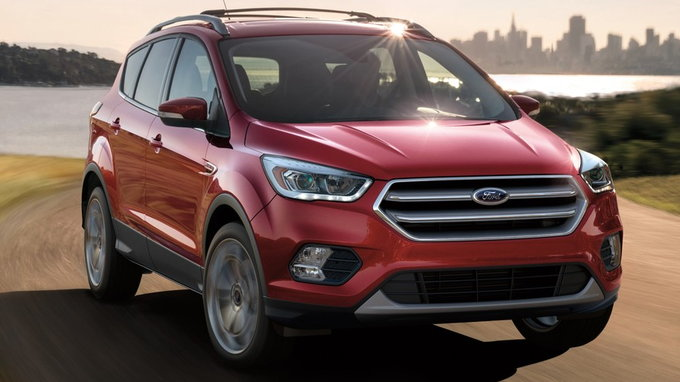 2019 ford escape deals prices incentives leases. Black Bedroom Furniture Sets. Home Design Ideas