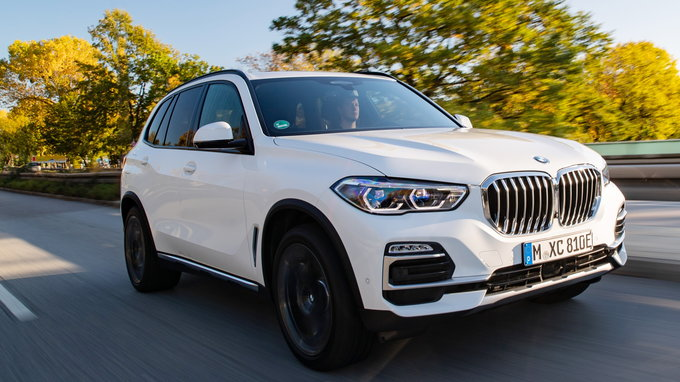 Bmw X5 To Get Hydrogen Fuel Cell By 2022 Carsdirect
