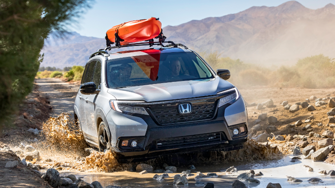 2019 Honda Passport Preview Pricing Release Date