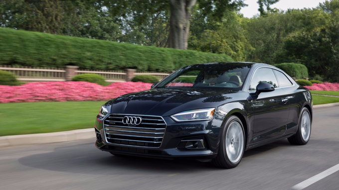 2 Door Convertible >> 2019 Audi A5 Deals, Prices, Incentives & Leases, Overview - CarsDirect