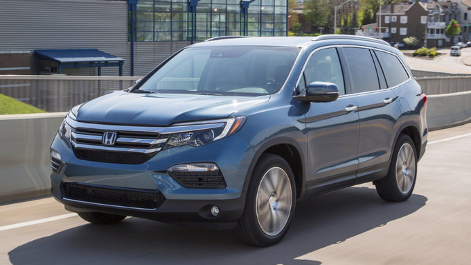 2018 honda pilot deals prices incentives leases for Honda pilot leases