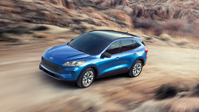 2020 Ford Escape Redesign Info Pricing Release Date