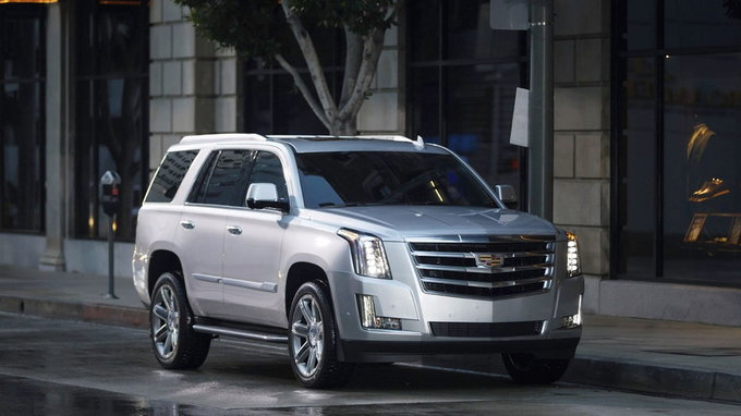 2019 Cadillac Escalade Deals, Prices, Incentives & Leases, Overview - CarsDirect