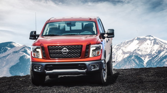 2019 nissan titan preview pricing release date. Black Bedroom Furniture Sets. Home Design Ideas