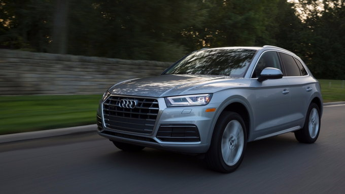 Audi Q Deals Prices Incentives Leases Overview CarsDirect - Audi q5 models