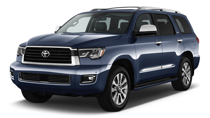 2020 Toyota Sequoia Preview Release Date