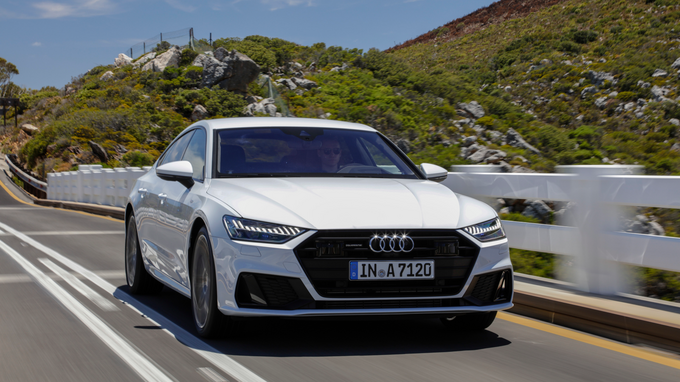 2020 Audi A7 Preview Pricing Release Date