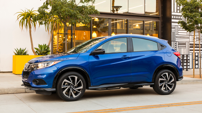 2021 Honda HR-V Interior, Price & Release Date >> 2020 Honda Hr V Preview Pricing Release Date