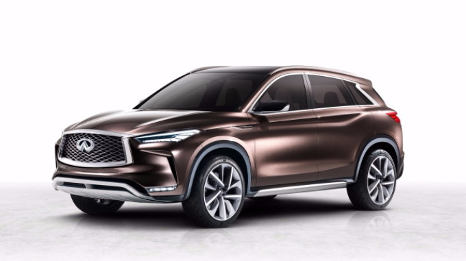 2018 infiniti qx50 preview pricing release date. Black Bedroom Furniture Sets. Home Design Ideas