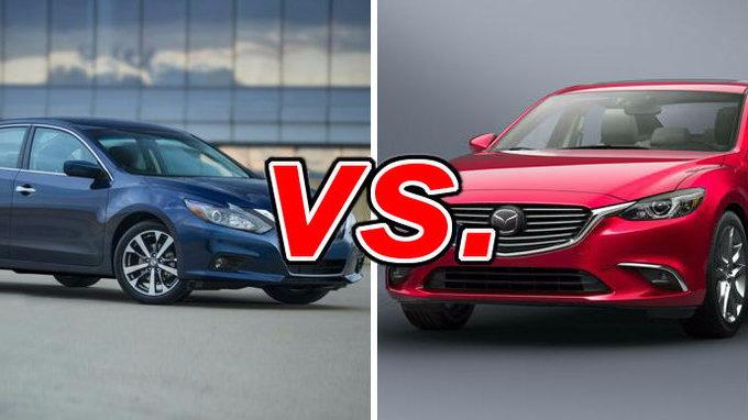 Mazda Mazda6   CarsDirect