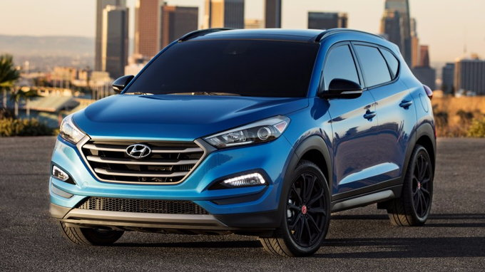 2018 hyundai tucson preview pricing release date. Black Bedroom Furniture Sets. Home Design Ideas