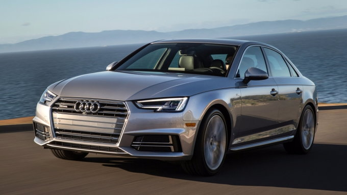 2018 audi a4 preview pricing release date. Black Bedroom Furniture Sets. Home Design Ideas